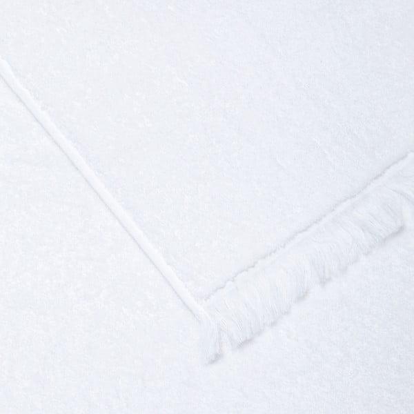 Komplet 2 białych ręczników kąpielowych z bawełny Casa Di Bassi Bath, 70x140 cm