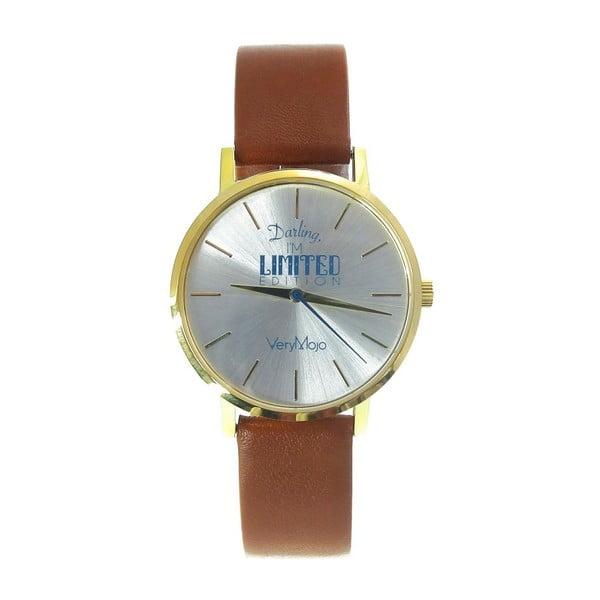 Zegarek VeryMojo Limited Edition, brązowy