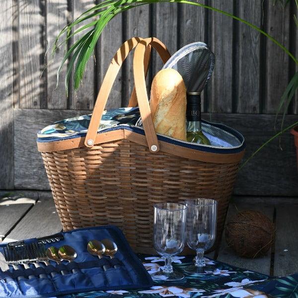 Koszyk piknikowy z wyposażeniem Navigate Java