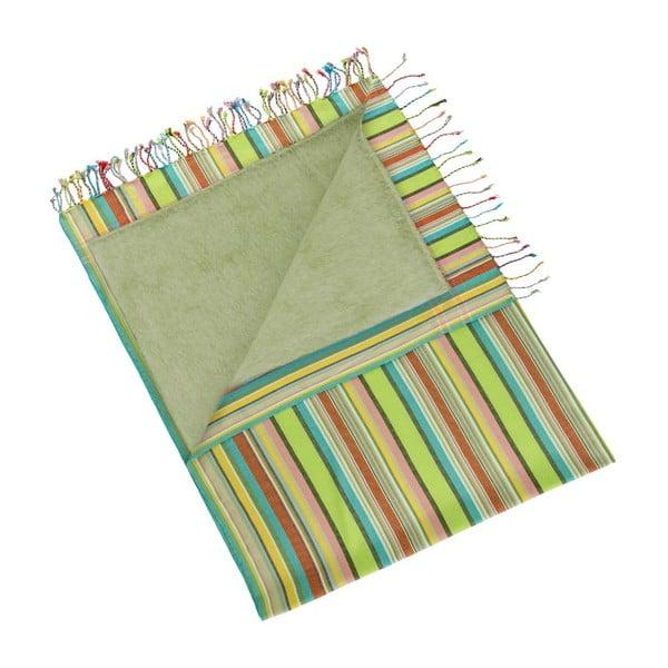 Ręcznik Tezzy Green, 100x178 cm