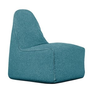 Turkusowy worek do siedzenia Sit and Chill Lounge