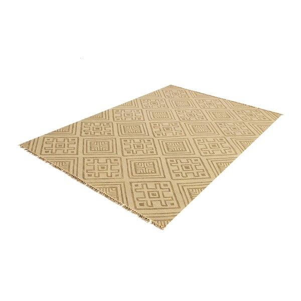 Dywan tkany ręcznie Kilim Karuna, 60x90cm