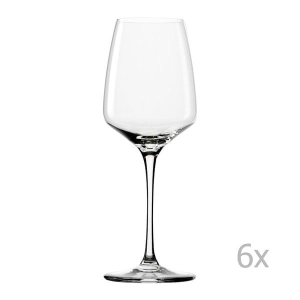 Zestaw 6 kieliszków Lausitz Experience White Wine, 350 ml