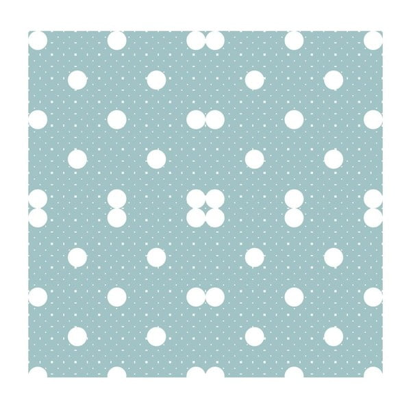 Tapeta Dots Softblue