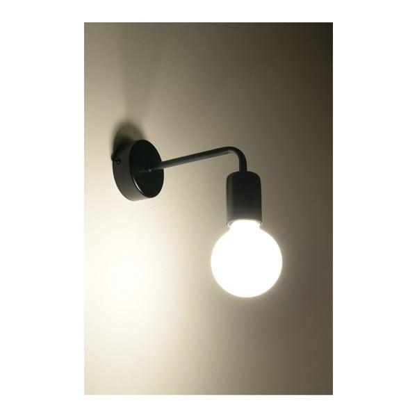 Czarny kinkiet Nice Lamps Donato