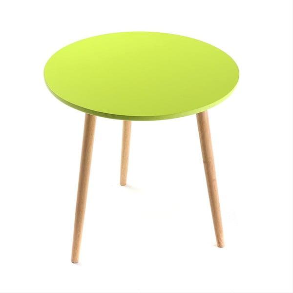 Stolik Auxiliary Green, 50 cm