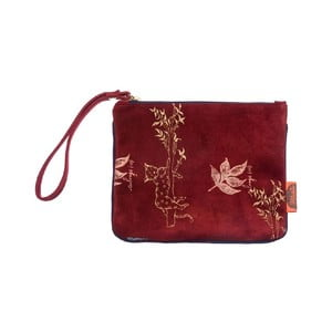 Skórzana saszetka Pocket Red