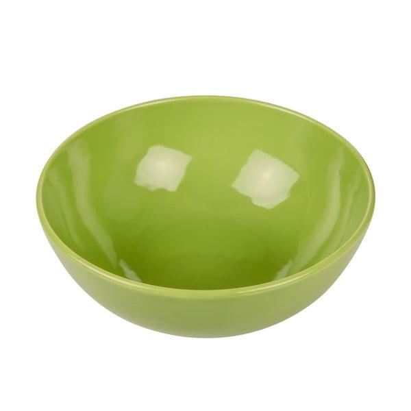 Miska sałatkowa Kaleidoskop, zielona