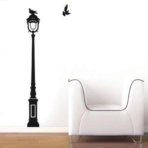 Naklejka Ambiance Big Street Lamp