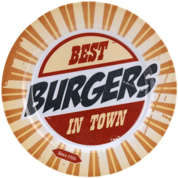 Zestaw naczyń turystycznych Best Burgers, 6 szt.