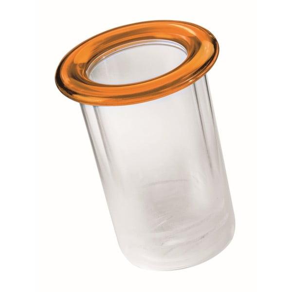 Pomarańczowy pojemnik termiczny na butelki Fratelli Guzzini Mimi