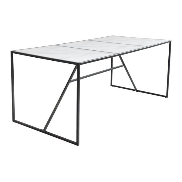 Stół z czarną konstrukcją RGE New York