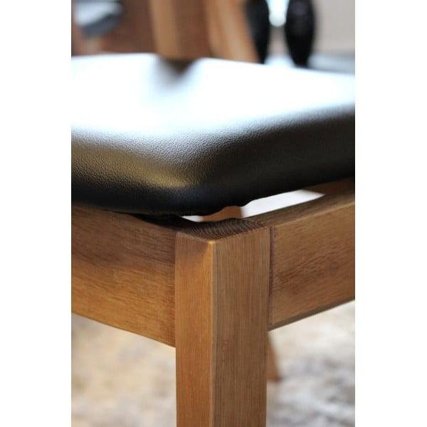 Krzesło Geranium Smoked Black