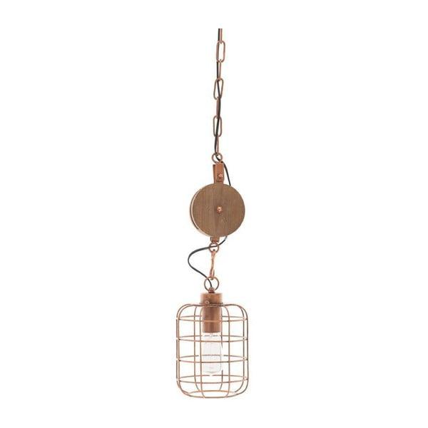Lampa wisząca In Metal and Wood