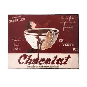 Naścienna tablica Chocolat