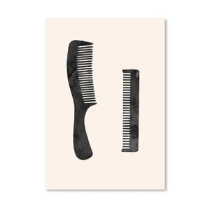 Plakat Americanflat Combs, 30x42 cm
