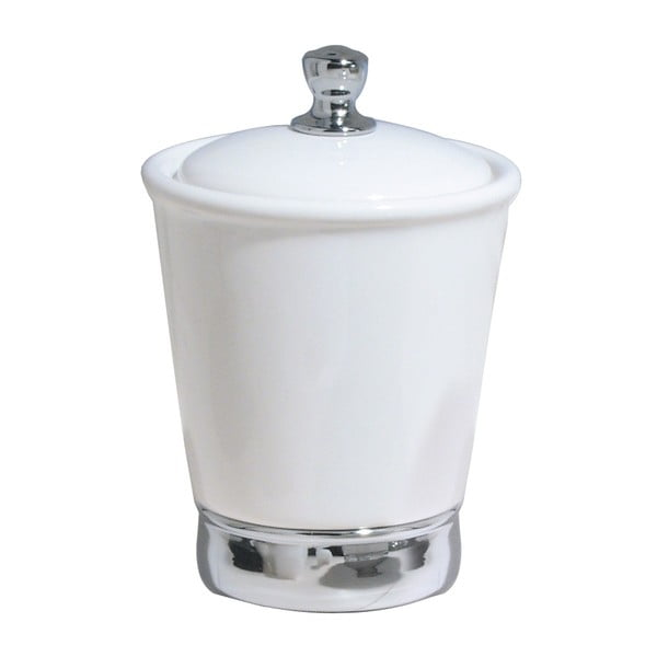 Biały pojemnik InterDesignYork