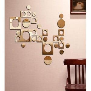 Lustro dekoracyjne Geometria retro