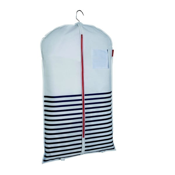 Wiszący pokrowiec na ubrania Compactor Clothes Cover S, długość 100 cm