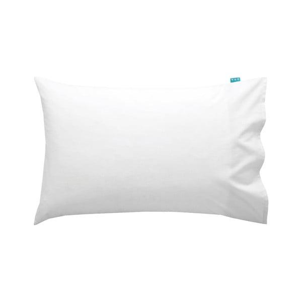 Biała poszewka na poduszkę Mr. Fox Happynois, 50x30 cm