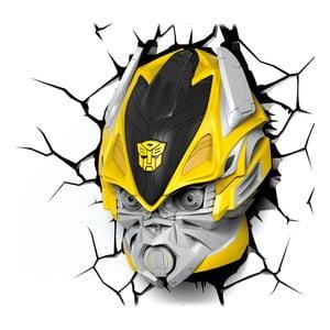 Kinkiet z naklejką Transformers Bumble Bee