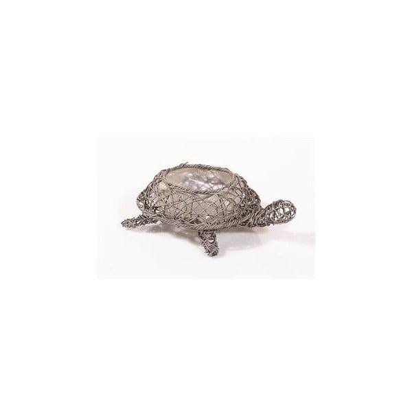 Dekoracyjna rattanowa doniczka Tortoise