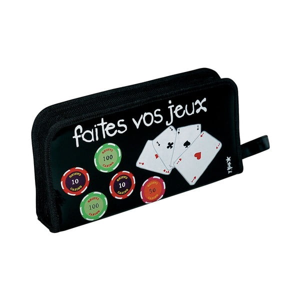 Zestaw do pokera Grillades