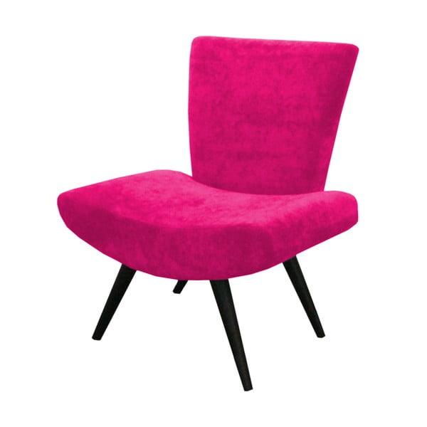 Fotel Max Pink
