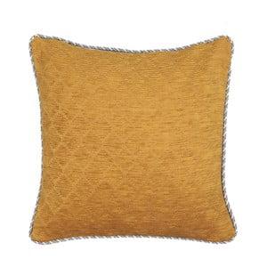 Pomarańczowo-szara dwustronna poduszka Kate Louise Garro, 45x45 cm