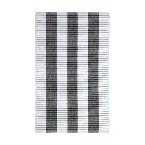 Dywanik łazienkowy Jolie Black, 60x100 cm