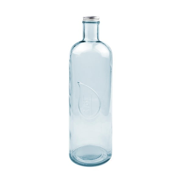 Butelka Drop, jasnoniebieska