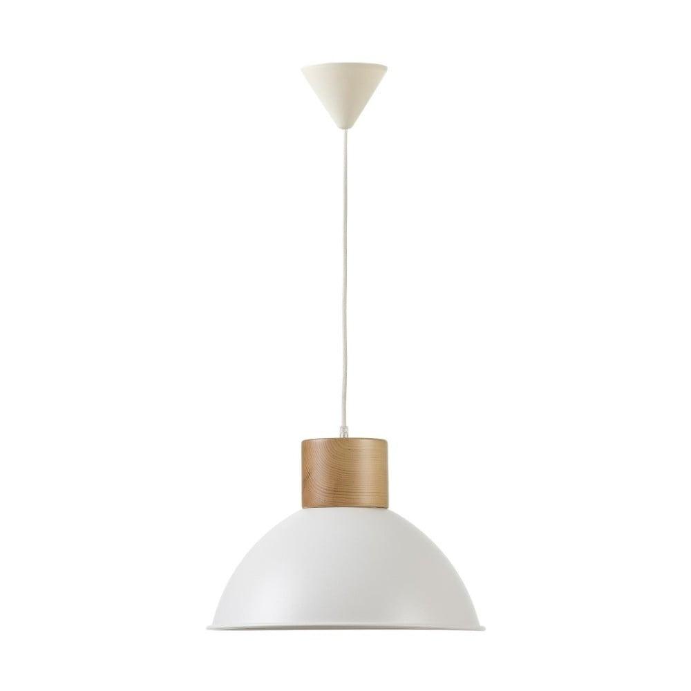 Biała lampa wisząca Really Nice Things Madera