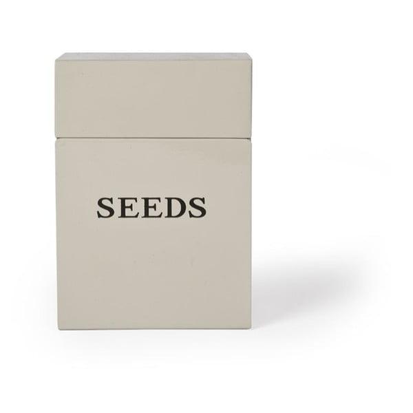 Pojemnik na nasiona Small Seeds Beige
