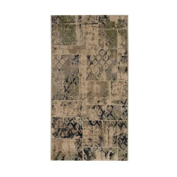 Dywan Galata 32647A Beige/Green, 80x240 cm