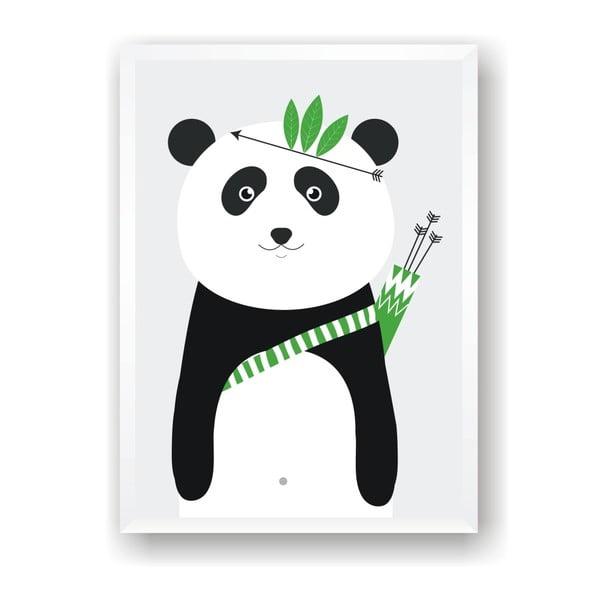 Plakat Nord & Co Panda, 40 x 50 cm