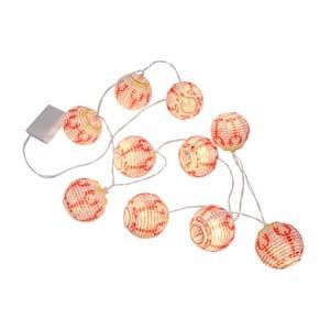 Girlanda świetlna LED Best Season Crayfish, 8 lampek