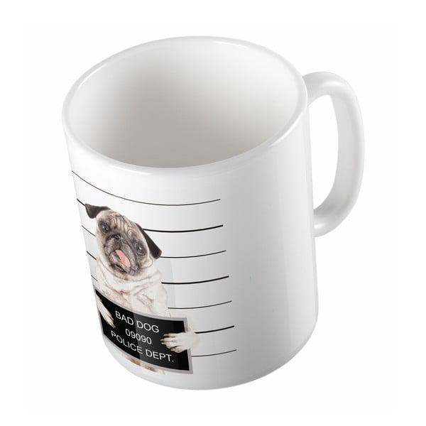 Ceramiczny kubek Bad Dog, 330 ml
