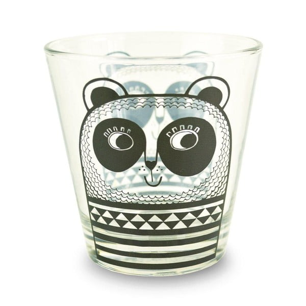 Szklanka MAKE International Panda, 250 ml