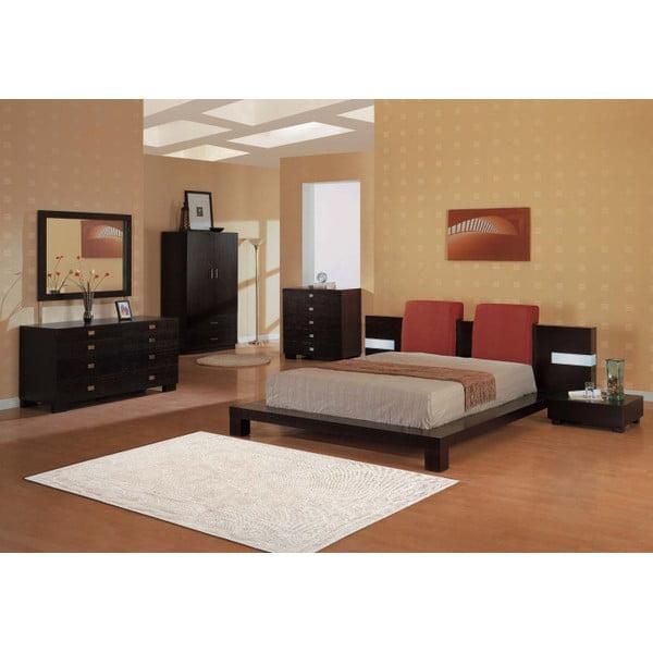 Kremowy dywan bawełniany Floorist Ramla, 60x90cm