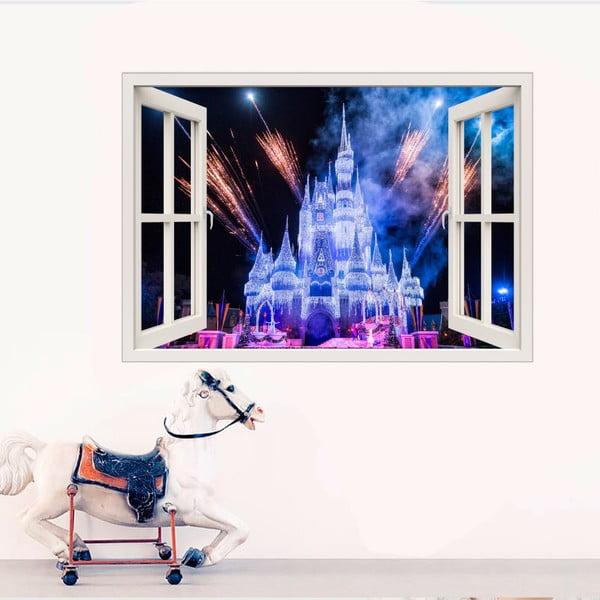 Naklejka 3D Castle