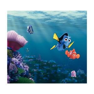 Foto zasłona AG Design Gdzie jest Nemo II, 160x180cm