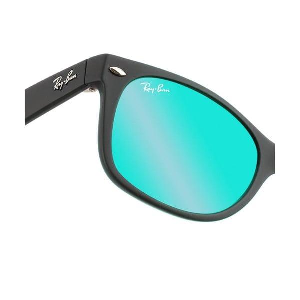 Okulary przeciwsłoneczne Ray-Ban Wayfarer Classic Matt B Turquoise
