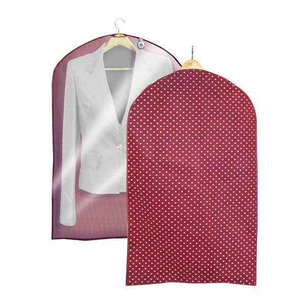 Pokrowiec na ubrania Ordinett Dots Small