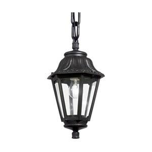 Czarna lampa wisząca Evergreen Lights Bala