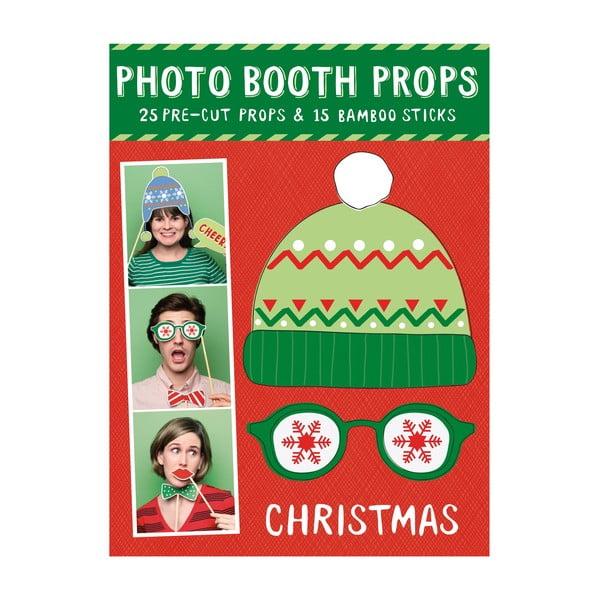 Rekwizyty świąteczne (nie tylko) do zdjęć Chronicle Books Botanicals Stationery Set