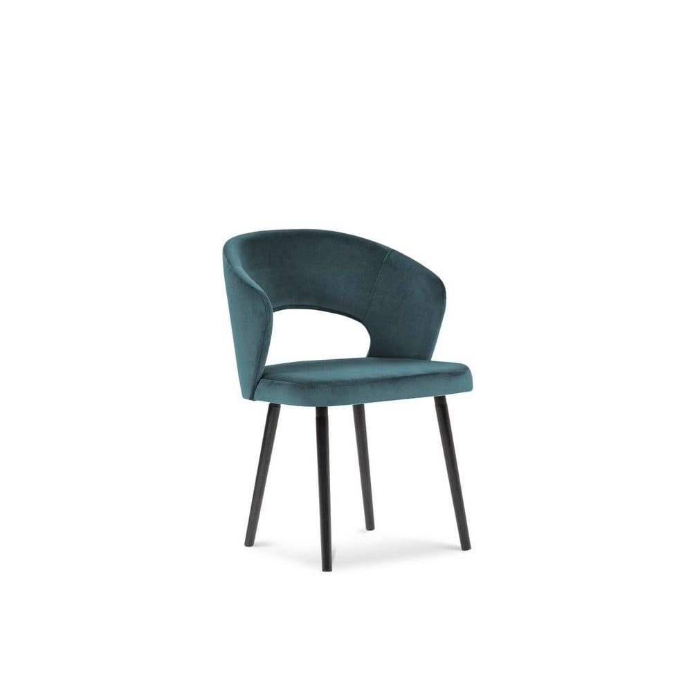 Morskie krzesło z aksamitnym obiciem Windsor & Co Sofas Elpis