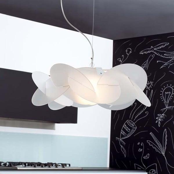 Lampa wisząca Bea Emporium, transparentna
