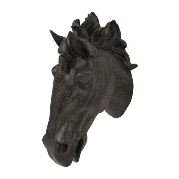 Komplet 2 dekoracji ściennych Horsehead