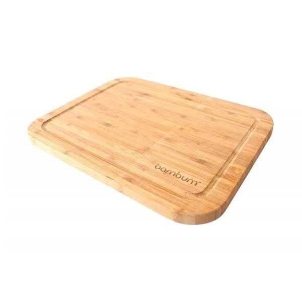 Bambusowa deska Bambum, 30x20 cm
