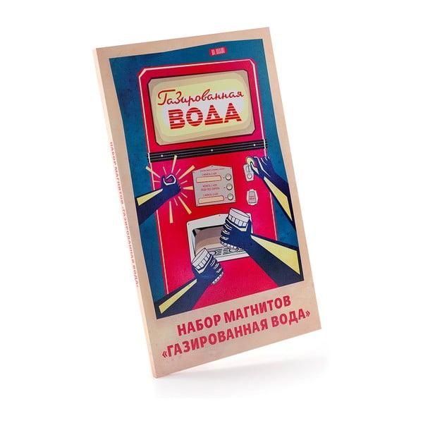 Zestaw magnesów Soda Machine